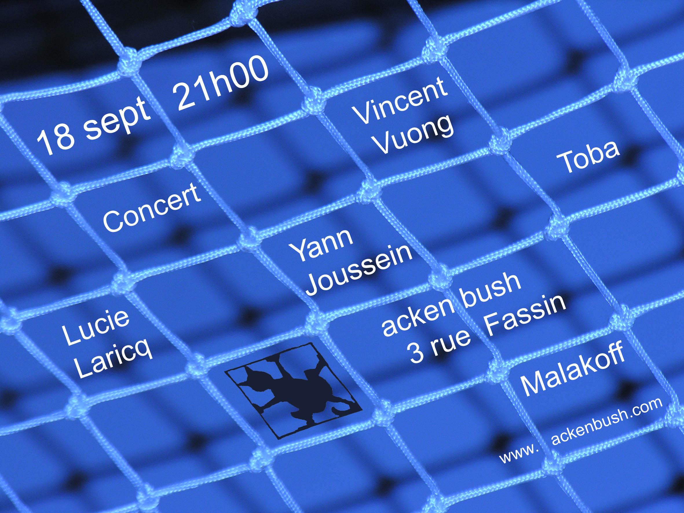 Concert 180909