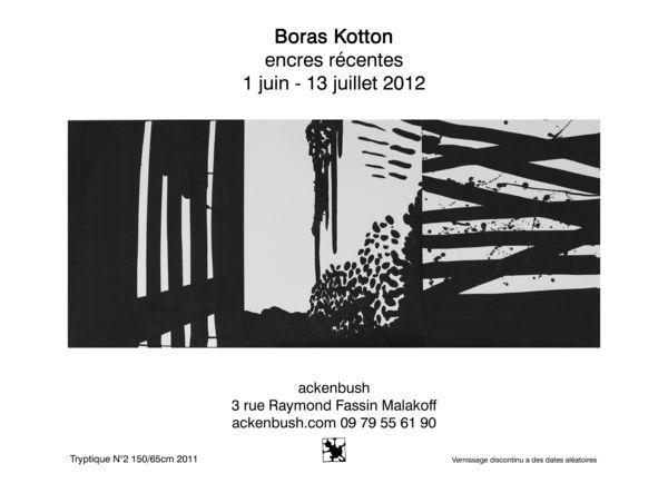 Exposition Boras Kotton