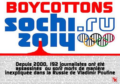 Boycottons sotchi