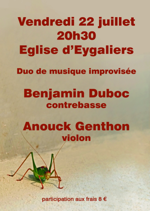 Flyer 22 juillet recto