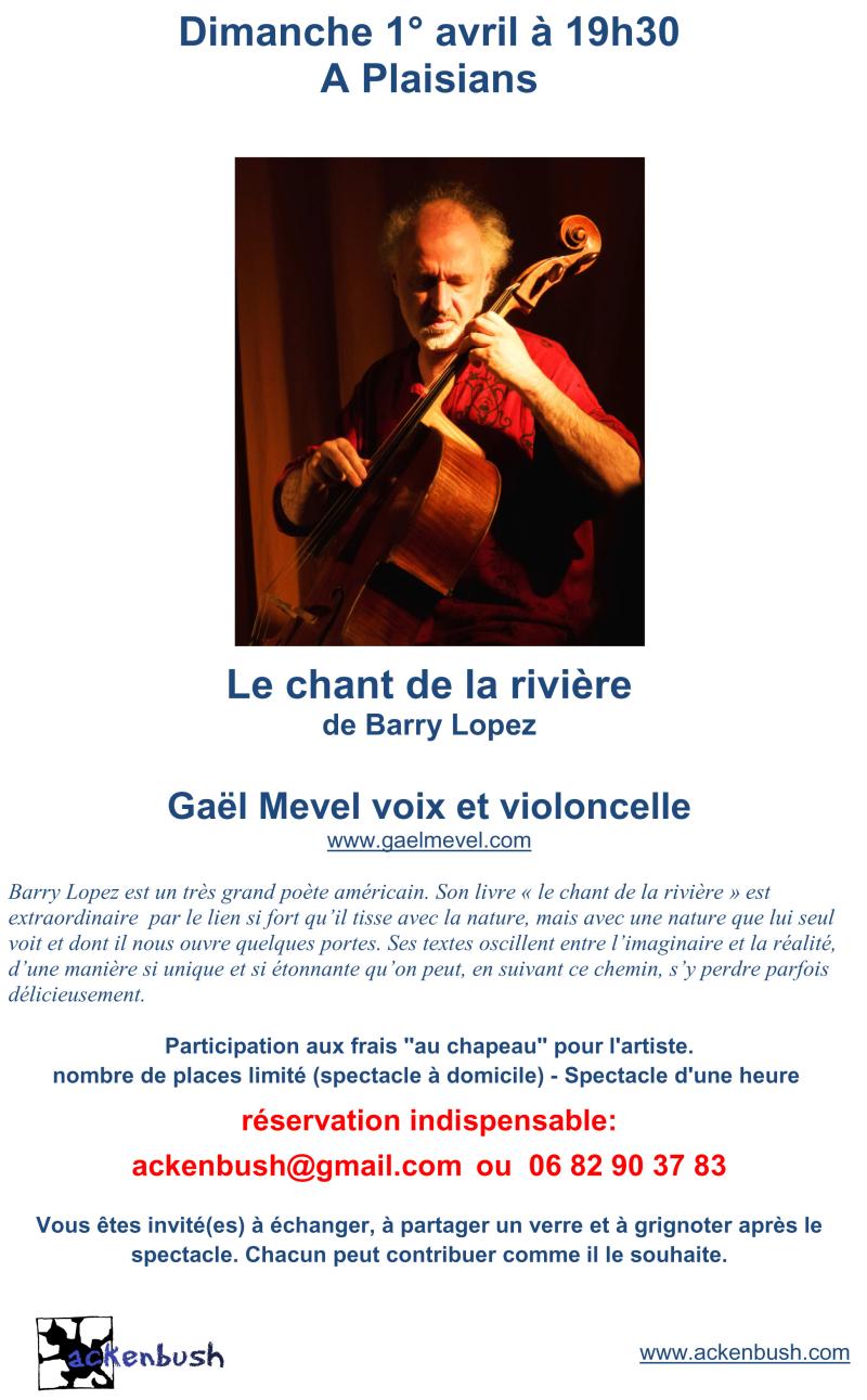 Lecture musicale Plaisians