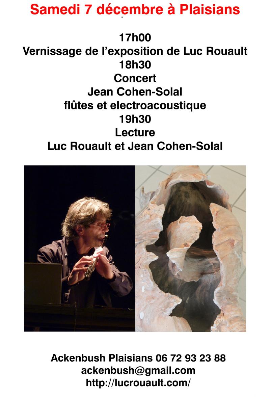 Luc Rouault Jean Cohen Solal dec 2019 copy
